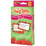 Language Arts Tasty Task Cards, Idioms/Adages/Proverbs