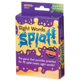 Sight Words Splat!, Grades K-1