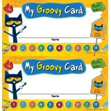 Pete the Cat® My Groovy Punch Cards