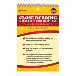 Quick Flip Reference for Close Reading & Text Dependent Questions