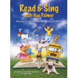 Read & Sing with Hap Palmer DVD