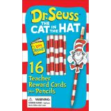 Cat in the Hat™ Pencils with Toppers