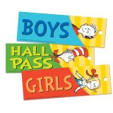 Cat in the Hat™ Hall Passes