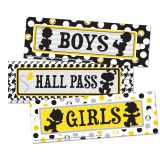 Peanuts® Touch of Class Hall Passes