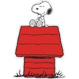 Peanuts® Paper Cut-Outs, Snoopy®