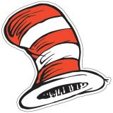 Cat in the Hat™ Paper Cut-Outs