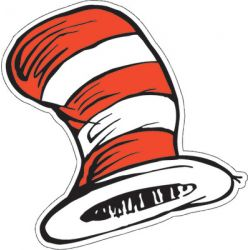 Cat in the Hat® Paper Cut-Outs