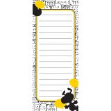 Peanuts® Touch of Class Note Pad