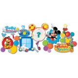 Mickey Mouse Clubhouse® Working Together is Better Bulletin Board Set