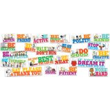 Peanuts® Be the Best You Can Be Bulletin Board Set