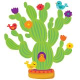 A Sharp Bunch Giant Cactus Bulletin Board Set
