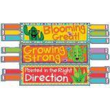 A Sharp Bunch Class Management Mini Bulletin Board Set