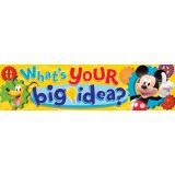Mickey Mouse® What's Your Big Idea? Banner