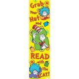 Cat in the Hat™ Grab Your Hat and READ Banner
