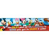 Mickey Mouse® Friendship Banner
