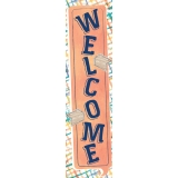 Confetti Splash Welcome Banner