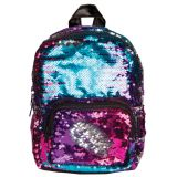 MagicSequin Mini Back Pack -Rainbow Gradient