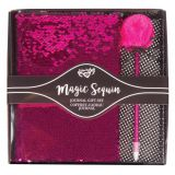 MagicSequin Journal & Pen Set- Pink