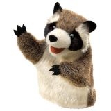 Raccoon Little Puppet