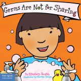 Best Behavior™ Board Book: Germs Are Not for Sharing