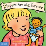 Best Behavior™ Board Book: Diapers Are Not Forever