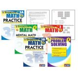 Singapore Math Bundle, Grade 4