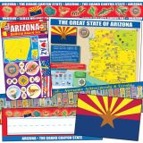 State Decorative Set, Arizona