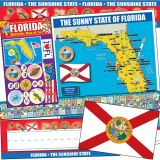 State Decorative Set, Florida