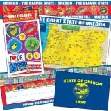 State Decorative Set, Oregon