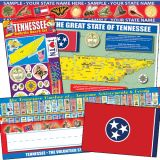 State Decorative Set, Tennessee