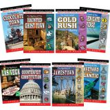 Real Kids! Real Places! Mysteries, Set 3: Books 17-24