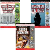 Real Kids! Real Places! Mysteries, Set 1: Books 1-8