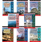 Real Kids! Real Places! Mysteries, Set 5: Books 33-40