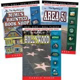 Real Kids! Real Places! Mysteries, Set 6: Books 41-48