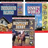 Real Kids! Real Places! Mysteries, Set 2: Books 9-16