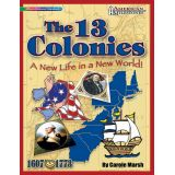American Milestones, The 13 Colonies