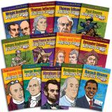 Biography FunBooks, Presidents, Inventors & Explorers