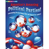 Political Parties Activity Book