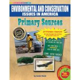 Primary Sources, Environment & Conservation Issues