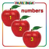 Numbers Board Book, English