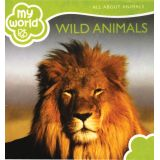Wild Animals Board Book