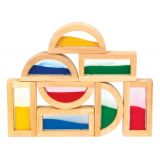 Sand Rainbow Blocks™, 8 pieces