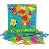 GeoPuzzle®, Africa & the Middle East