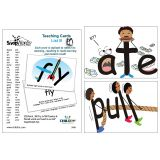SnapWords® Teaching Cards, List B
