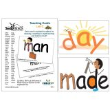 SnapWords® Teaching Cards, List C