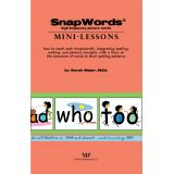 SnapWords® Mini-Lessons