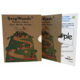 SnapWords® Teaching Cards, Numbers, Colors, Days, Months, and Seasons