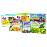 ABCs Alphabet Books, Set of all 4