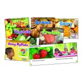 Healthy Eating with MyPlate, Set of 6 books