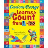 Curious George® Learns to Count from 1 to 100 Big Book